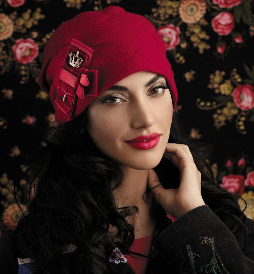 Dámska čiapka Polina