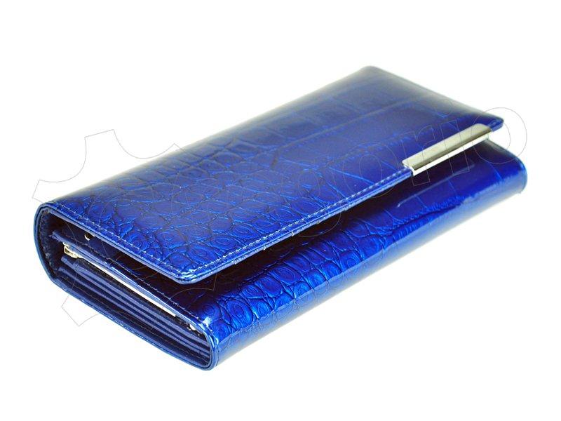 ceb31ade6 KOŽENÉ PEŇAŽENKY | Dámska kožená peňaženka červená Gregorio BC 100 ...